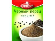Черный перец молотый ORIENT, пакет 10 г. 1/35