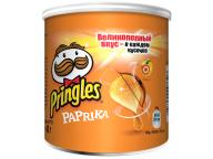 """Чипсы Pringles Паприка 40г 1/12 ТМ""""Pringles"""""""