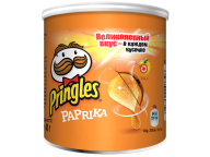 Чипсы Pringles Паприка 40 гр. 1/12