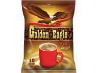 Кофейный напиток 3 в 1 раств Golden Eagle Classic 20г 10шт 1/1