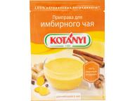 Приправа для имбирного чая KOTANYI, пакет 20г 1/25
