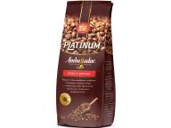Кофе в зернах Ambassador Platinum, пакет, 1000г.(*6)