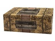 Сахар Прусская Мельница Тростниковый нерафинированный кусковой 250г 1/80
