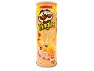 """Чипсы Белые грибы со сметаной 165г 1/19 ТМ""""Pringles"""""""
