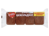 """Печенье сахарное """"Шоколадное"""" 426 гр. 1/14 ТМ""""Любятово"""""""