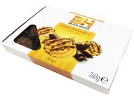 Пирожные крошковые мини карамель Baker House 240 гр. 1/10