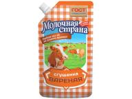 Сгущенка вареная МС СЗМЖ 270г д/пак 1/12
