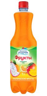 С/С напиток Калинов Родник Фрукты Тропик 1л 1/6
