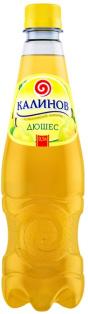Лимонад ПЭТ Дюшес Калинов 0,5 л. 1/12