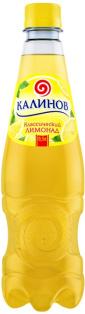 Лимонад ПЭТ Лимонад Калинов 0,5 л. 1/12