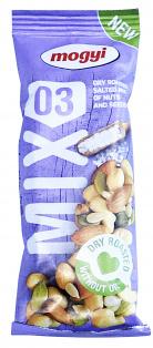 Смесь арахиса и семечек Моги- микс 80 г 1/30