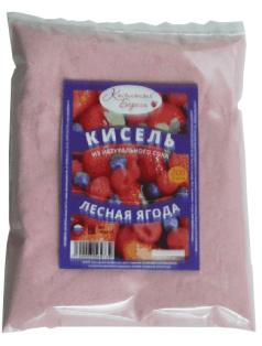 Кисель Лесная ягода 200 г 1/45