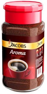 Кофе растворимый Jacobs Aroma 200г 1/6