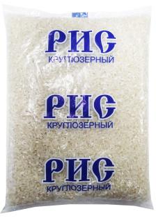 Рис круглый 800г 1/7шт