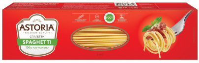 """Макароны """"Спагетти"""", высший сорт, в коробке 450г/24"""