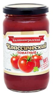 Кетчуп Калининградский Классический 1/8 380 г