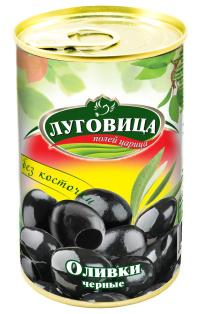 Маслины Луговица 280 мл б/к ж/б 1/24