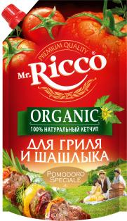 Кетчуп MR для гриля и шашлыка Pomidoro Speciale дой-пак 350 гр. 1/16