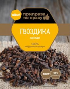 Гвоздика целая ГОСТ АЛЛОРИ 10гр 1/30