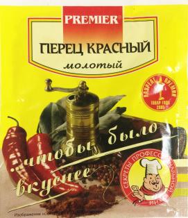 Перец красный мол. PREMIER 10г1/30