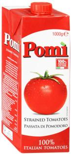 POMI Протертые помидоры 1 кг 1/12