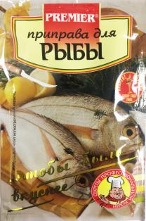 Приправа для рыбы PREMIER 15г1/30