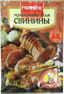 Приправа для свинины PREMIER 15г1/30