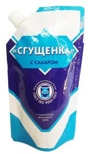 Сгущенка МКР СЗМЖ ПМО 250г д/пак 1/24