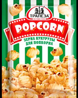 Поп- корн ,ТМ Трапеза пакет 100 г. 1/22