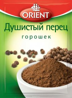 Душистый перец горошек ORIENT, пакет 10 г. 1/25
