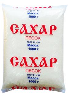 Сахар-песок 1кг А
