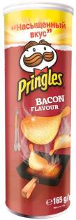 Чипсы Pringles Бекон 165 гр. 1/19