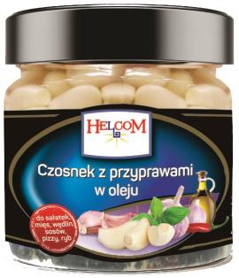 Лук жемчужный маринованный HELCOM 225 мл 1/12