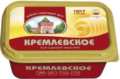 """Спред 60% 450гр ТМ """"Кремлевское"""" ванночка 1/16"""