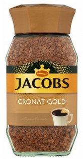 Кофе растворимый Jacobs Cronat Gold 200г 1/6