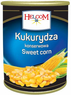 Кукуруза консервированная 2650 мл 1/2