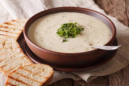 Крем-суп Дюбарри