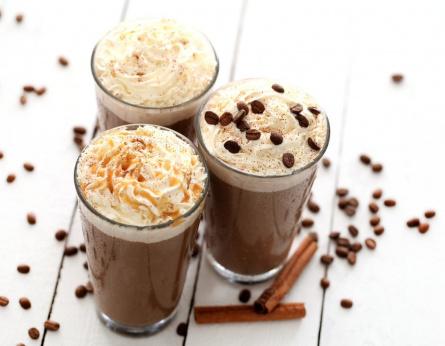Кофейно- сливочный напиток