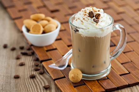 Холодный кофе гляссе