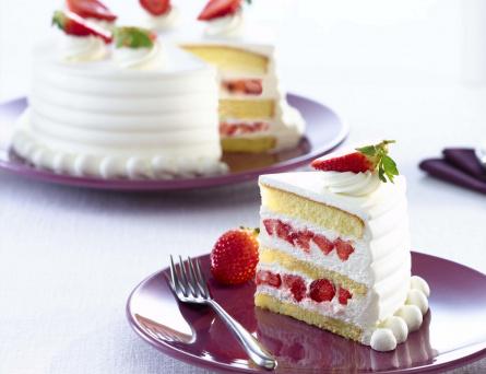 Сметанный торт без выпечки