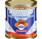 Молоко цельное стерилизованное 7,8% ГОСТ Рогачёв 300 г ж/б 1/30