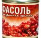 Фасоль натуральная красная ГОСТ 425 гр 1/ 12 ТМ Рузком