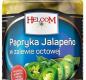 Перец острый халапеньо маринованный HELCOM 720 гр 1/8