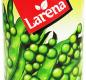 Горошек зеленый консервированный LARENA 400мл 1/10 ключ