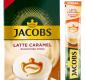 Кофе растворимый Jacobs 3 in 1 CARAMEL 10x16.9г 1/12