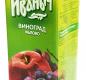 Нектар яблочно-виноградный Иваныч Tetra pak 0,2 литра 1/27