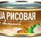 Каша рисовая со свининой 325г 1/24 ТМ Рузком