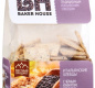 Хлебцы итальянские с черным кунжутом, отрубями Baker House 250 гр. 1/7