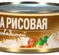 Каша рисовая с говядиной 325г 1/24 ТМ Рузком