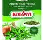 Приправа Ароматные травы с луком и чесноком KOTANYI, пакет 20г 1/25